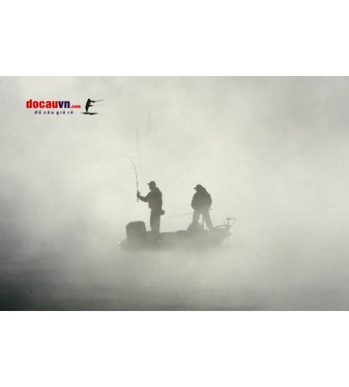 Cần câu cá, máy câu cá - Thời tiết không lên đi câu cá!