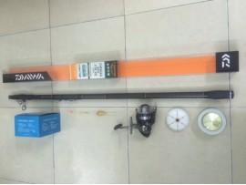 Bộ cần câu cá, bộ cần câu lục Daiwa T30-420
