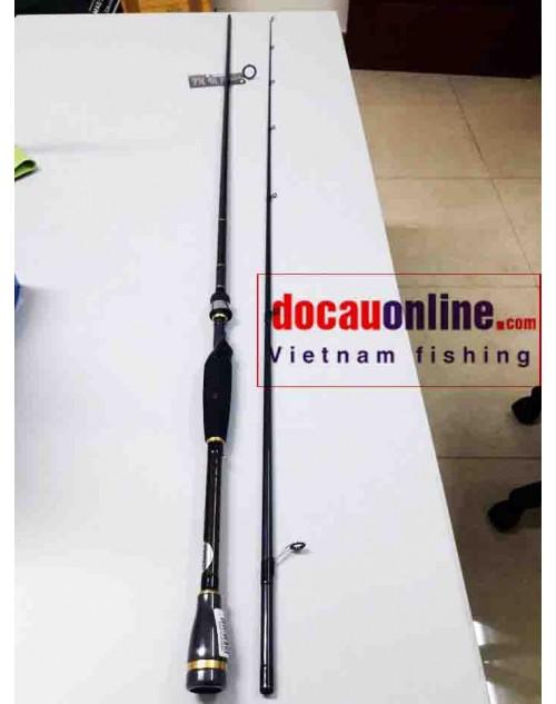 Cần câu cá Daiwa chinh hãng 2 khúc máy ngang AIRX 762 MFB 2.1m