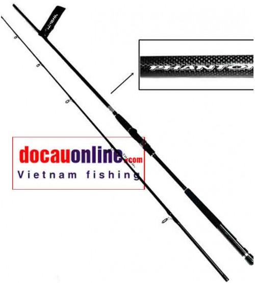 Cần câu cá Daiwa PHANTOM POWER 902MH 2.7m CHÍNH HÃNG