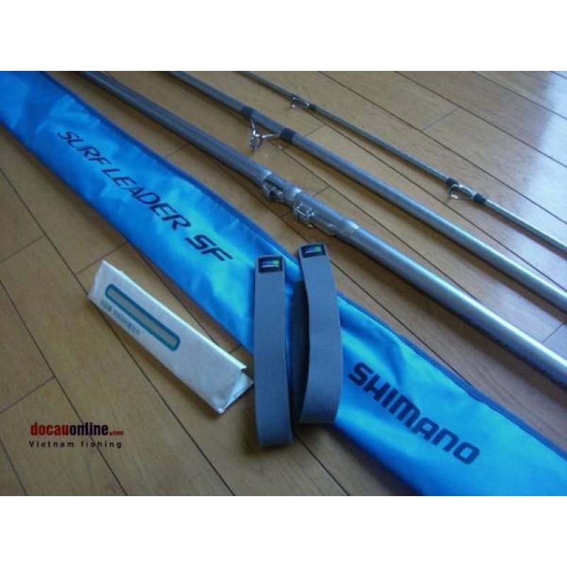 Cần câu lục 3 khúc shimano Surf Leader SF 420 BX - Taiwan