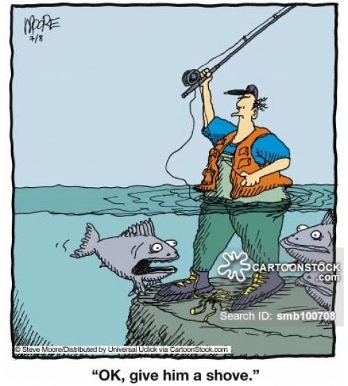 Câu cá, Khi đam mê đạt đến đỉnh cao