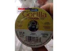 Dù câu cá dù bện chìm lửng chính hãng Berkley gorilla 165m