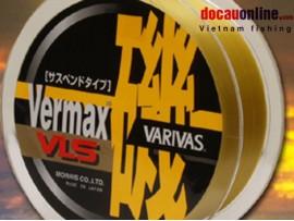 Cước câu cá , Cước câu Nhật bản VARIVAS Vermax VLS 150m, vàng