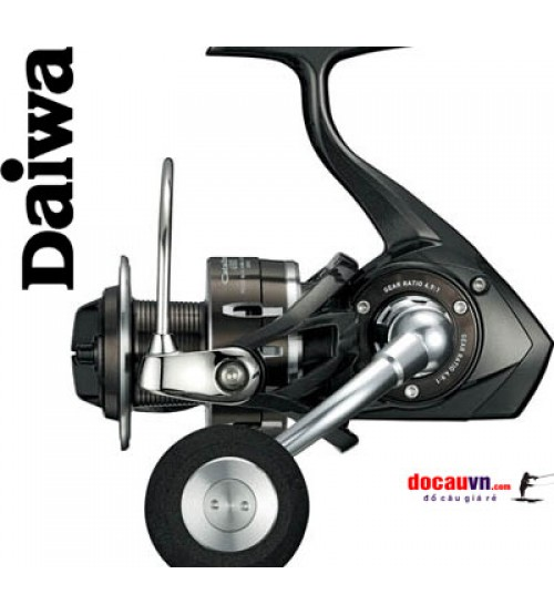 Máy câu cá cao cấp Daiwa CATALINA 3500H 2016