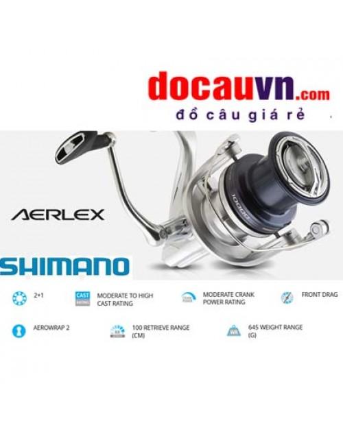 Máy câu cá Shimano chính hãng  Aerlex 10000 XSB