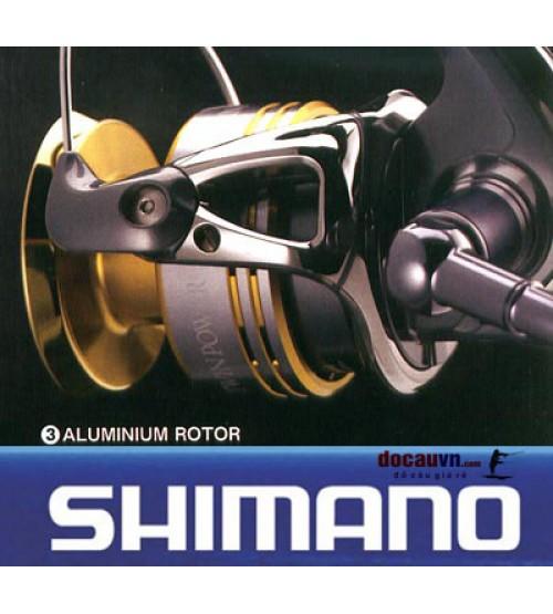 Máy câu cá cao cấp Shimano Twin Power 4000XG