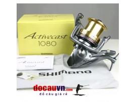 Máy câu cá Shimano Activecast 1080, 1100, 1120 Lô lớn