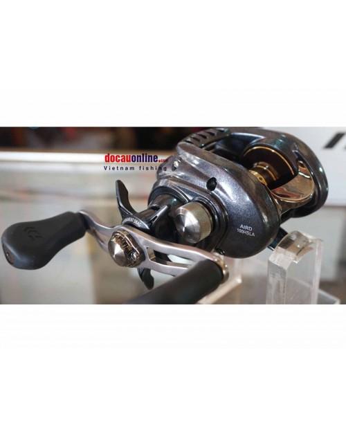 Máy câu cá, máy câu ngang chính hãng Daiwa Aird 100HSLA