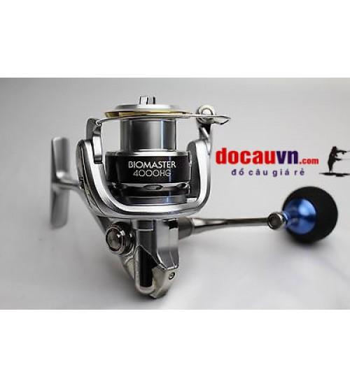Máy câu cá cao cấp Shimano Biomaster 4000HG