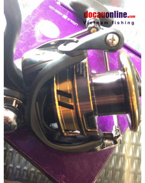 Máy câu cá, máy câu chính hãng Daiwa LEGALIS LT6000D