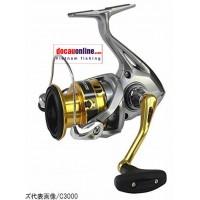 Máy câu cá Shimano chính hãng Sedona C5000XG