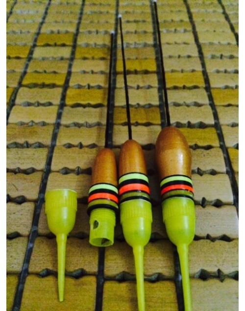 Phao câu cá, Phao điện câu đêm dùng cho lục nhỏ, câu đơn
