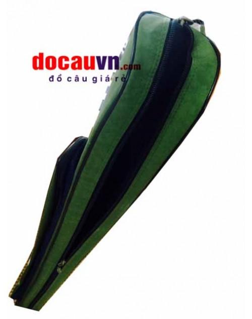 Túi đựng đồ câu cá bao cần cứng 1.55m bao đựng cần 2,3 khúc