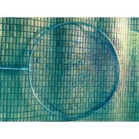 Vợt cá Inox cán dài 2.5m, vành tròn rộng, lưới cước